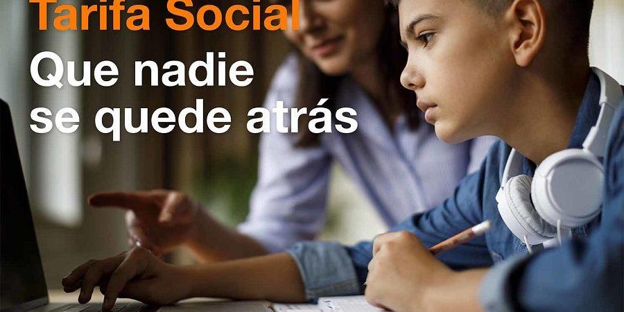 Orange lanza una tarifa para los beneficiarios del Ingreso Mínimo Vital
