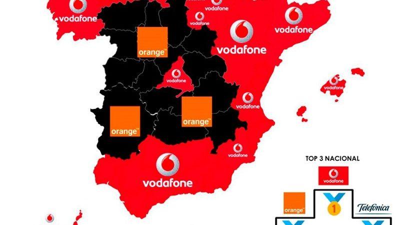 Vodafone, la marca de telecomunicaciones favorita de los españoles