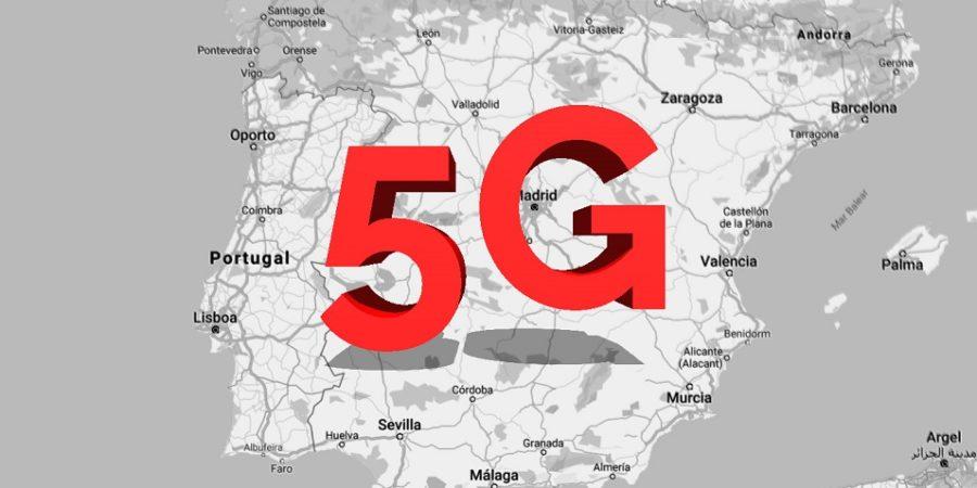 España es el país de la Unión Europea con más ciudades con 5G