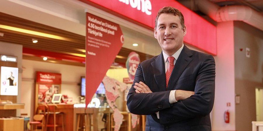 Colman Deegan, designado como nuevo CEO de Vodafone España