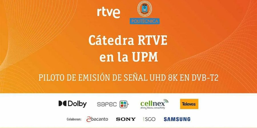 España, el primer país en probar un canal en 8K en TDT