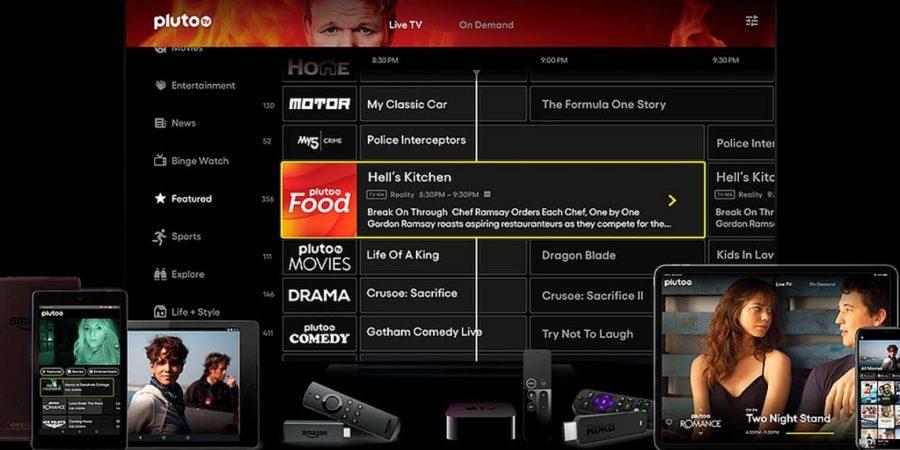 Pluto TV llega al mercado español de la mano de Movistar+