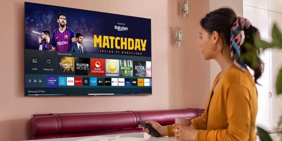 Samsung renueva TV Plus con 40 canales de TV gratuitos