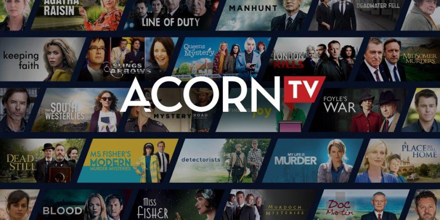 Vodafone anuncia la incorporación de Acorn TV a su servicio televisivo