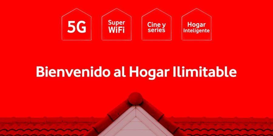 Vodafone presenta su nueva convergente, One Hogar Ilimitable