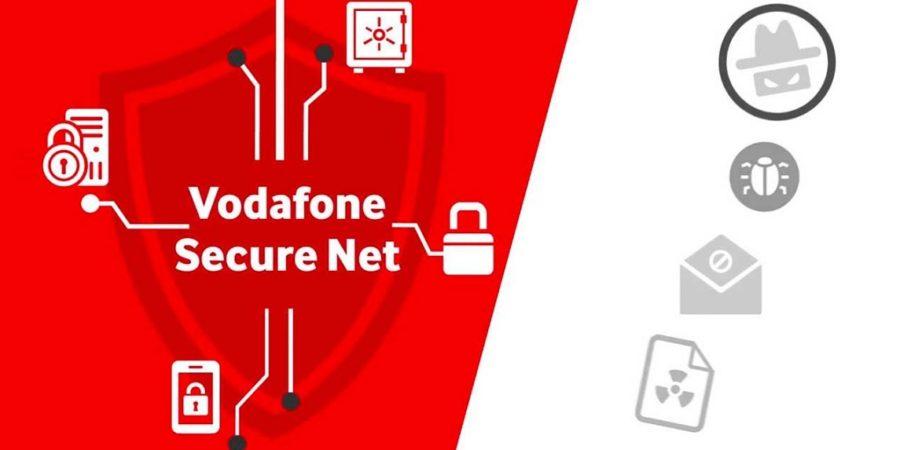 Vodafone optimiza su famoso antivirus en línea, Secure Net