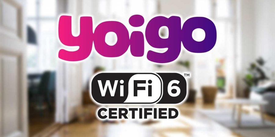Yoigo presenta un router con WiFi 6 Dual y de menor consumo