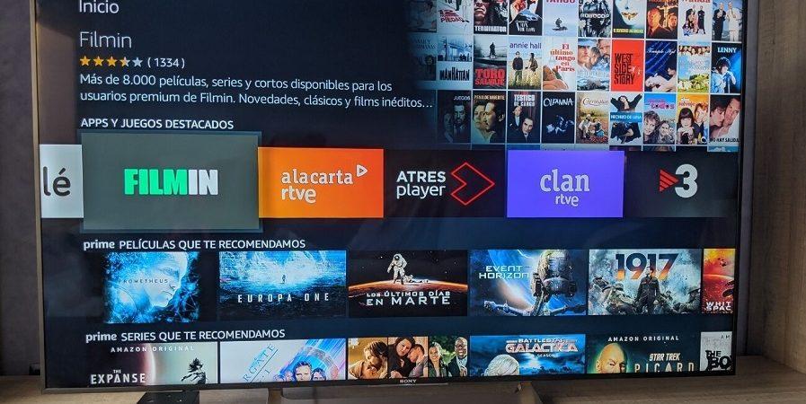 El Fire TV se actualiza con la sección En Vivo y las rutinas de Alexa