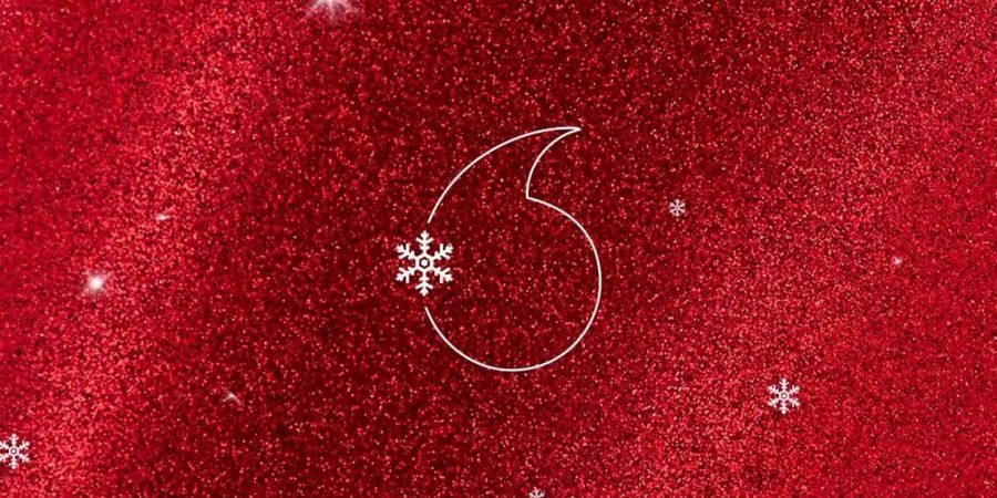 Vodafone presenta su campaña navideña con hasta 15 GB gratis