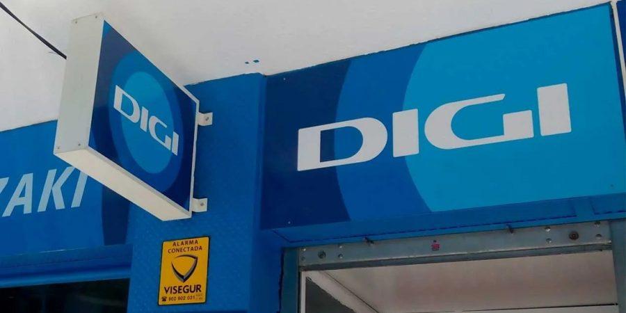 Digi se mete entre las principales operadoras móviles de España