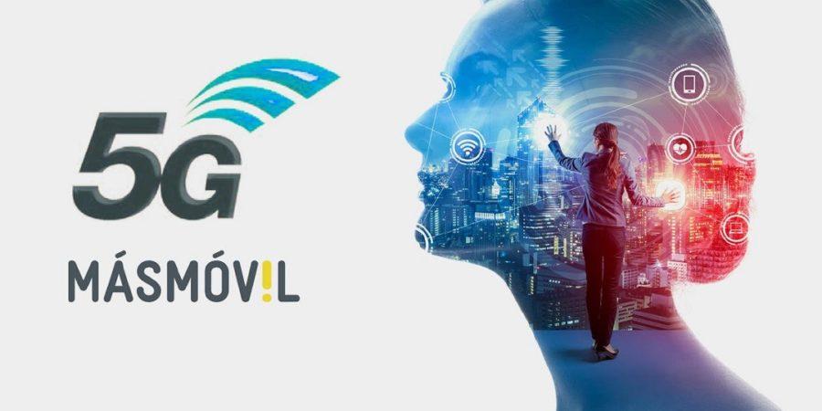 MásMóvil ya despliega sus redes 5G en 19 ciudades españolas