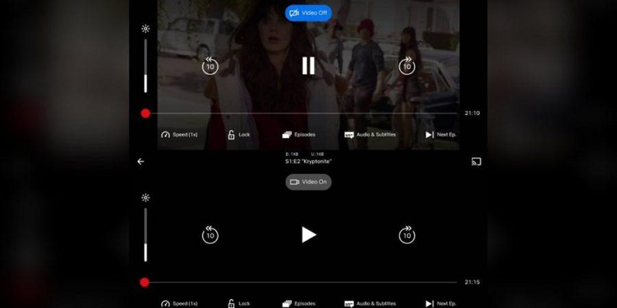 Netflix se pasa a los podcasts con el Modo Sólo Audio