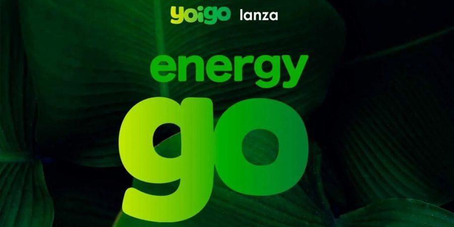 Yoigo lanza EnergyGO, su servicio de energía eléctrica 100% verde