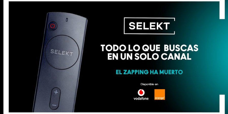 Selekt, el nuevo canal de AMC Networks con Inteligencia Artificial