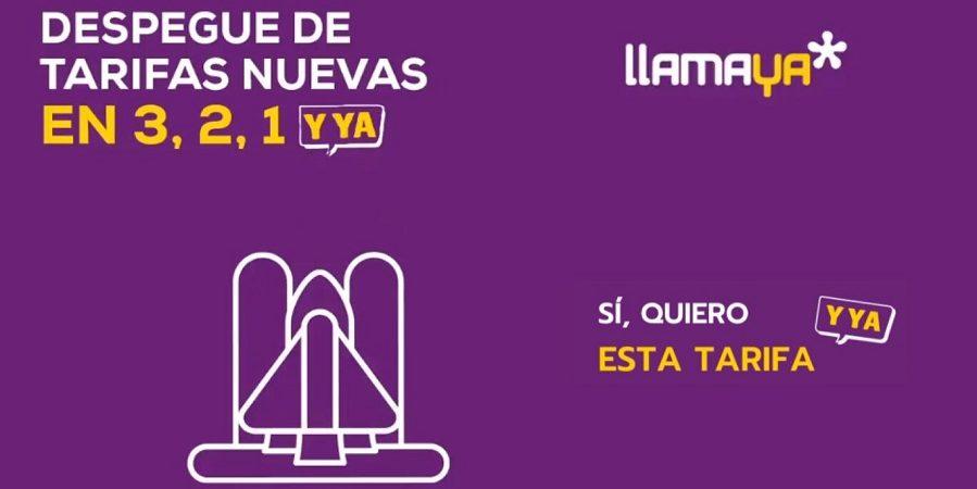 El Grupo MásMóvil mejora las tarifas de su OMV Llamaya