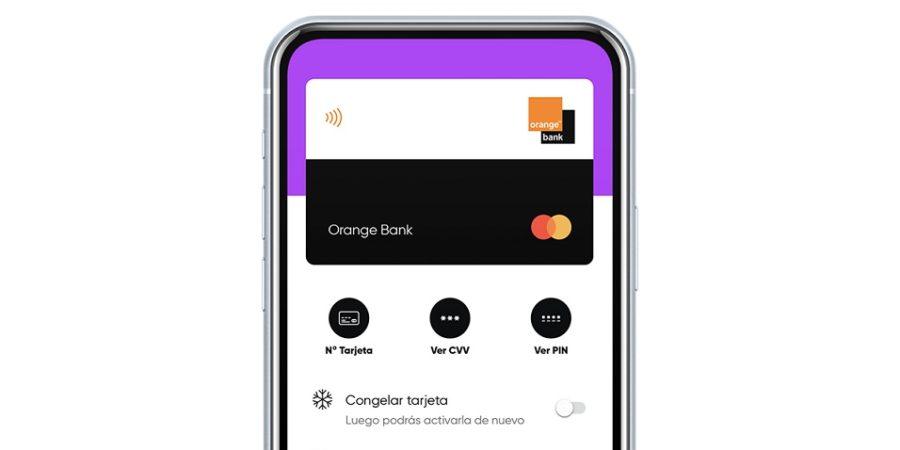Orange regala 25 euros a los nuevos clientes de Orange Bank