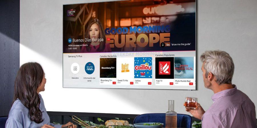 Samsung TV Plus suma nuevos canales a su oferta