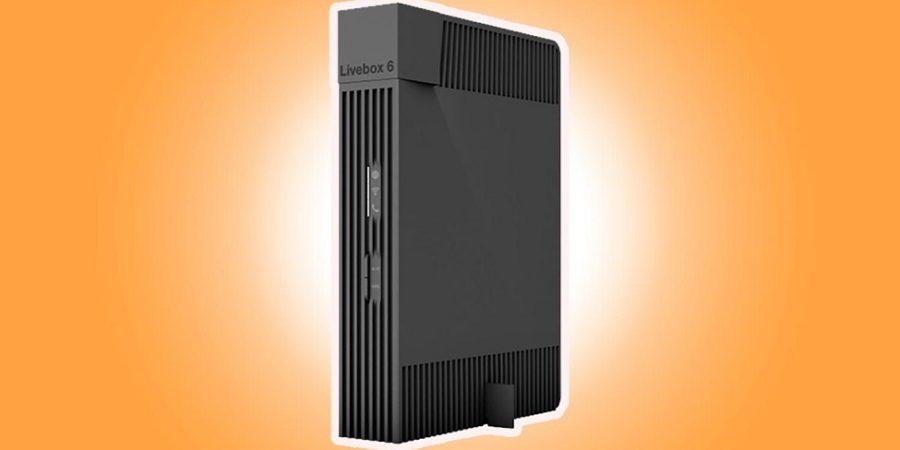 Orange ya entrega los routers Livebox 6 y Livebox 6+ con su love total