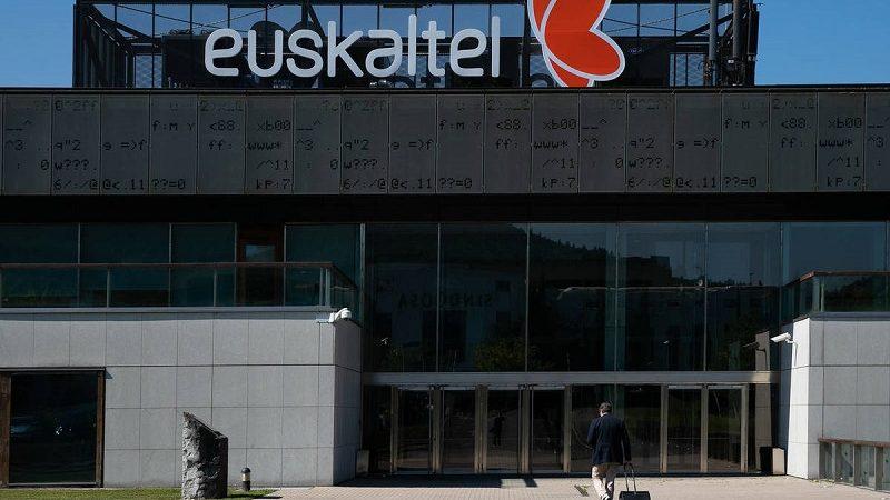 El Grupo MásMóvil lanza una OPA por Euskaltel