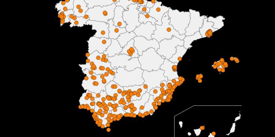 La cobertura 5G de Orange ya está disponible en 295 ciudades españolas