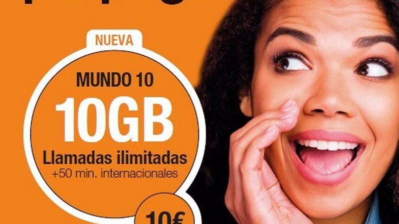 Orange mejora sus tarifas prepago con más GB gratis