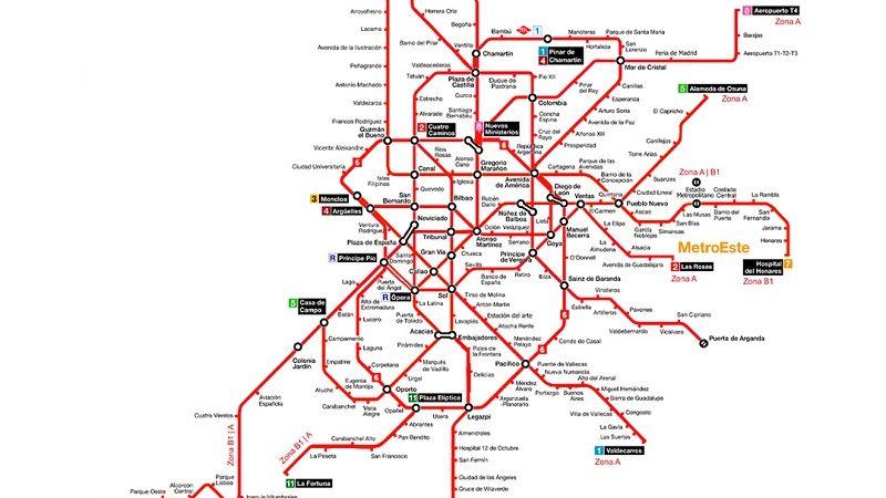 El 4G de Vodafone ya ofrece cobertura en todo el metro madrileño