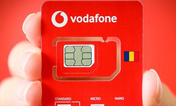 Vodafone hace la guerra a DIGI: llamadas ilimitadas a Rumanía en prepago