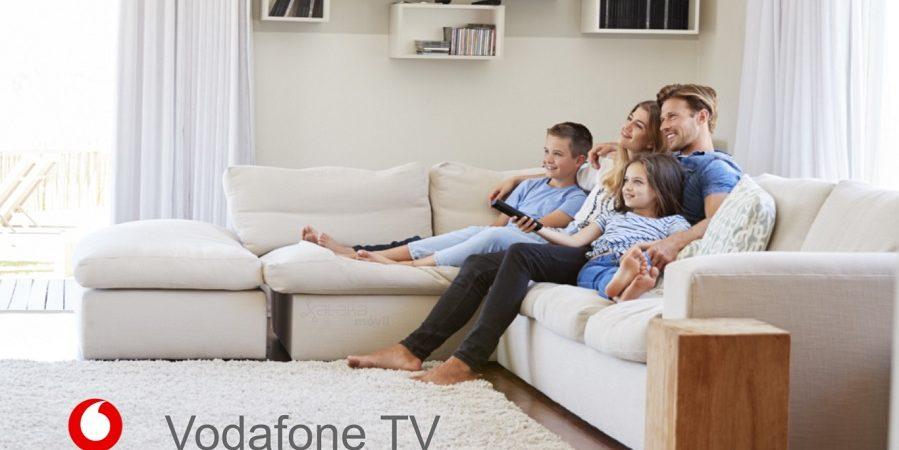 Los clientes de Vodafone TV se han vuelto adictos a la televisión