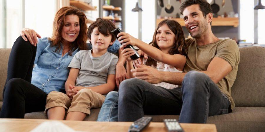 El coronavirus dispara el consumo de televisión en España