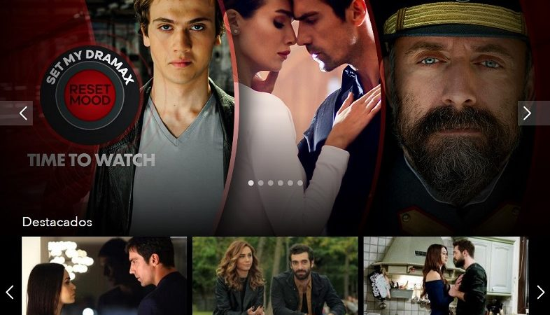 Dramax, el nuevo Netflix de las series turcas, llega a España