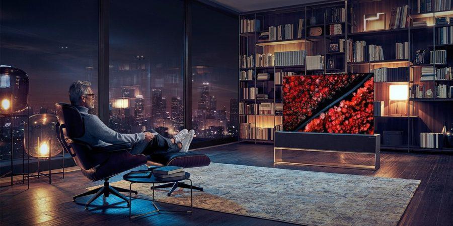 ¡Prepara la billetera! El primer televisor enrollable del mundo llega a España