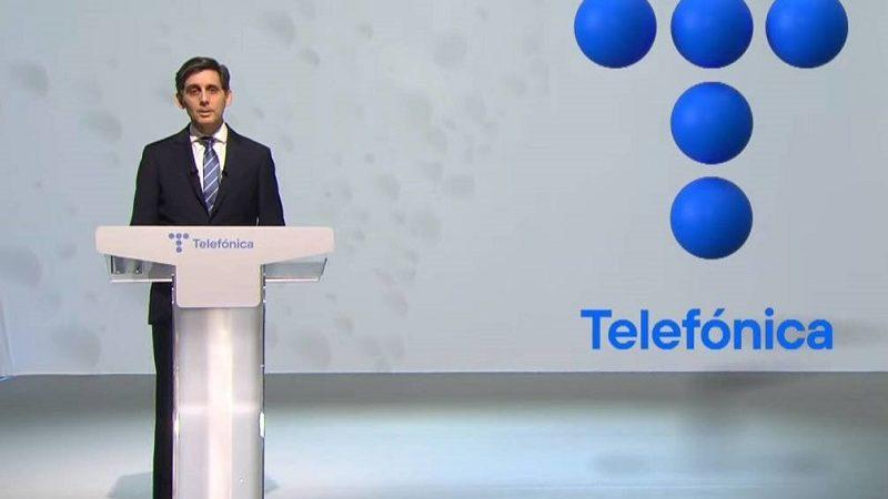 Telefónica cambia su imagen de marca y presenta nuevo logo