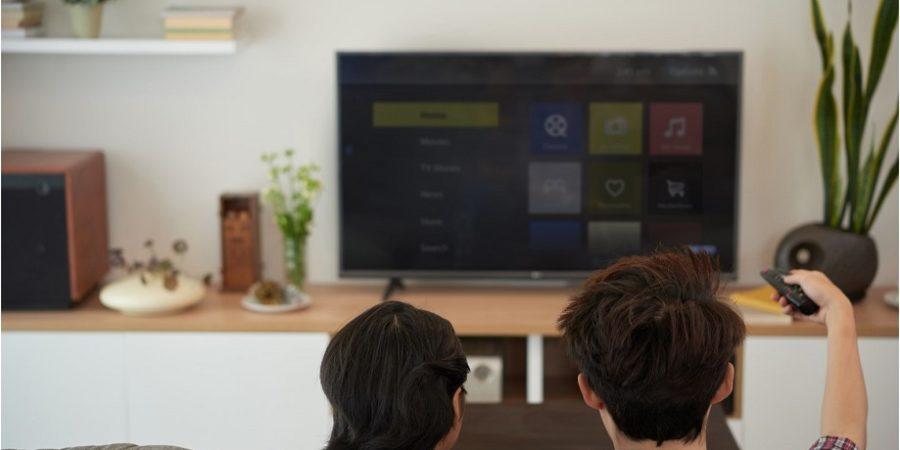 Los usuarios españoles cada vez nos conectamos más desde el televisor