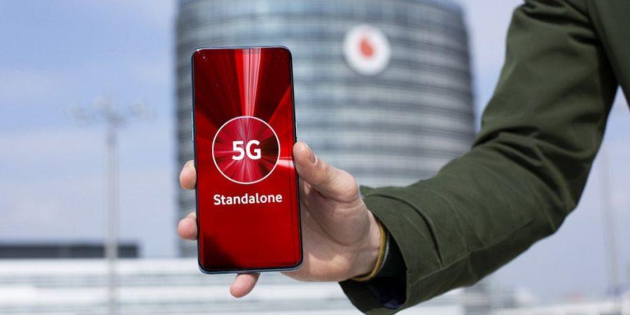 Vodafone comercializa en Alemania la primera red 5G SA de Europa