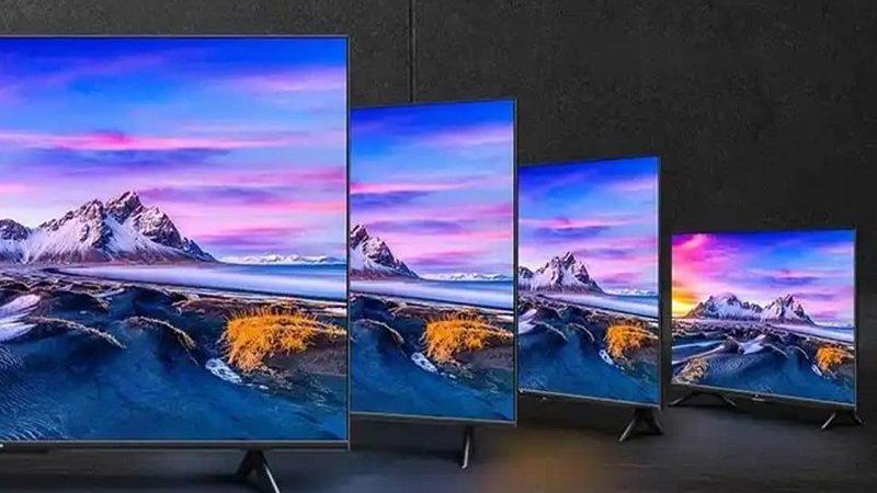 Los nuevos Mi TV P1 de Xiaomi llegan a España