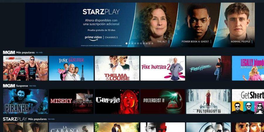 Amazon rebaja a 0,99 euros muchos de los Canales de Prime Video