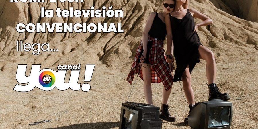España estrena el primer canal LGTB producido en el país