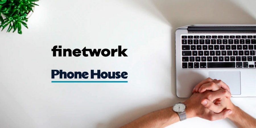 Phone House comercializará las tarifas de fibra y móvil de Finetwork