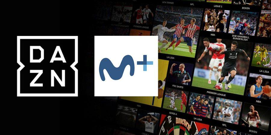 Movistar regalará una cuenta de DAZN a muchos de sus clientes