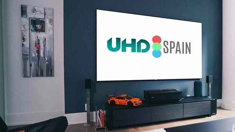 La TDT estrena contenidos 4K y HDR gracias a UHD Spain