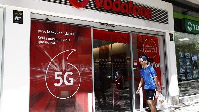 Vodafone anuncia el despliegue de su primera red 5G SA en España