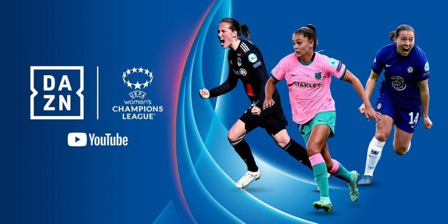 YouTube emitirá gratis las dos próximas ediciones de la Champions League femenina
