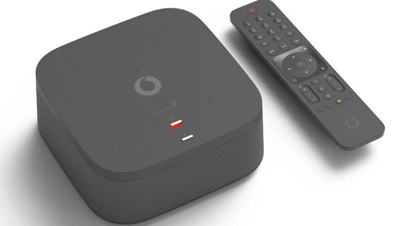Presentado oficialmente el descodificador todo en uno Vodafone TV 4K Pro