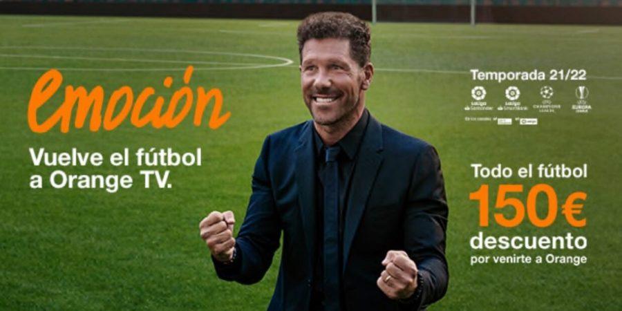 Orange confirma que ofrecerá fútbol la próxima temporada