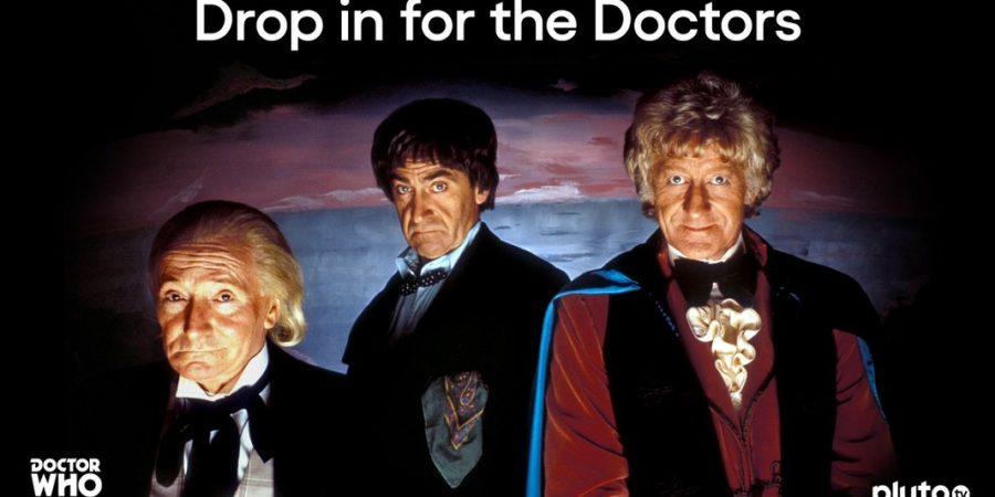 Pluto TV suma cinco nuevos canales, uno de ellos Doctor Who