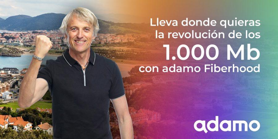 Adamo Fiberhood, la plataforma para reclamar fibra en la España rural
