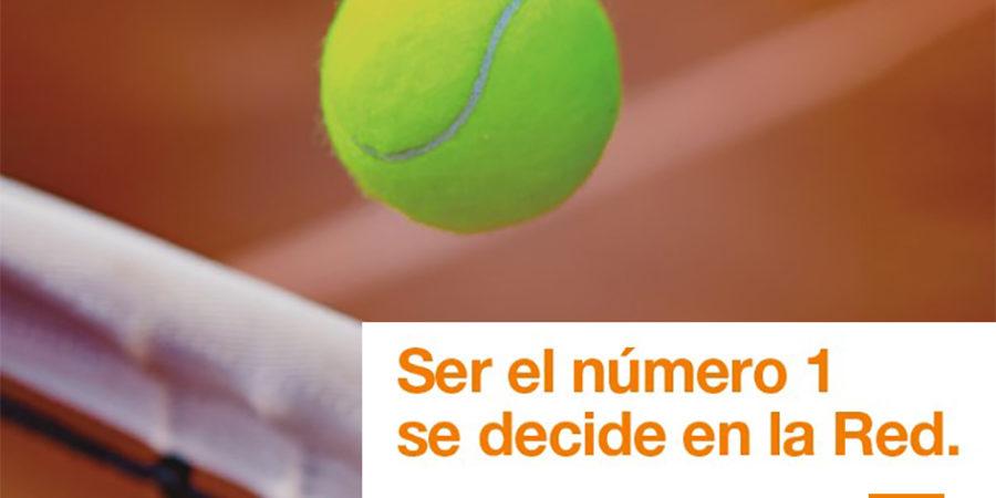 Orange y la Federación Española apuestan por el tenis