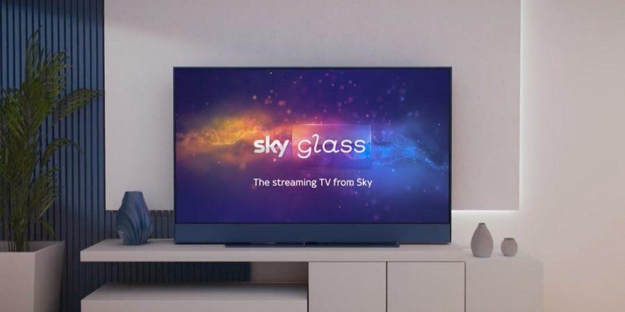 Sky Glass, el concepto de televisor y streaming en una sola membresía